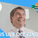 Join us LIVE October 22nd!
